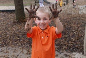 PSA Mud Hands